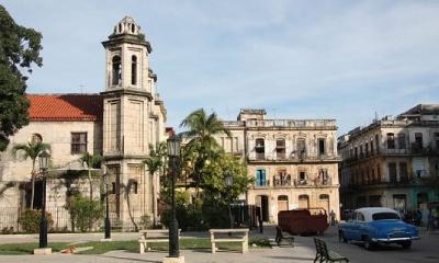 plaza del cristo