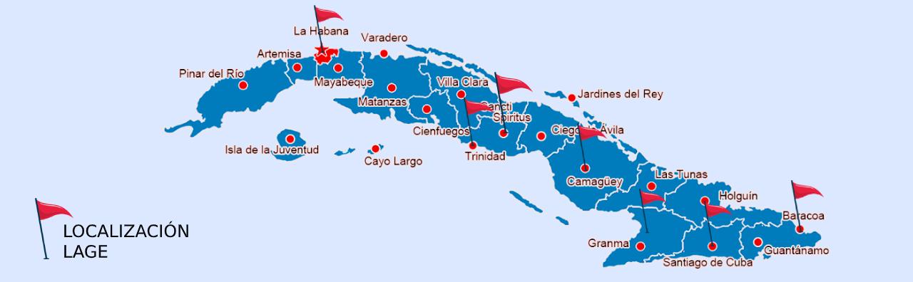 Primeras Villas fundadas en Cuba