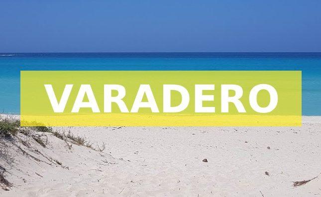 Varadero: la playa más linda de Cuba