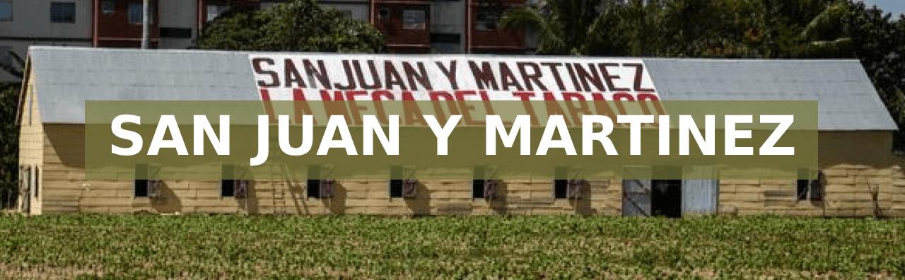 San Juan y Martínez